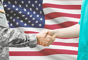 Chiropractic and our military;