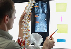 Doctor of Chiropractic: Your Career in Natural Back-Pain Relief;