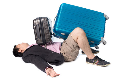 Avoiding Aches and Pains When Traveling;