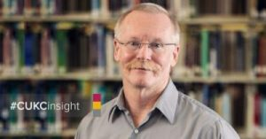 CUKC Insights: Q/A with Dr. Paul Barlett;