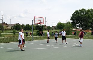 Basketball fundraiser brings Clevelanders together;