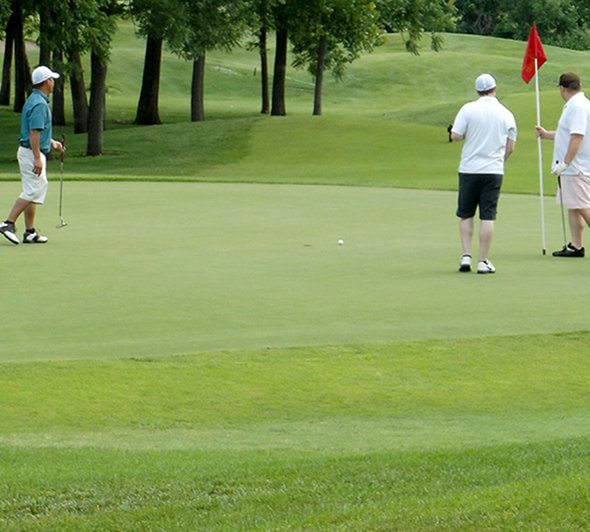 Near-record turnout for 5th Annual SACA Golf Tournament;