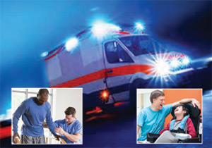 OTAs help people with various injuries and disorders