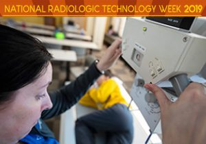 Radiologic Technology: Schools celebrate Rad Tech Week!;